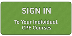 Sign In to Individual CPE Courses - Existing Customers