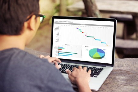 Drive Your Dashboards with Excel